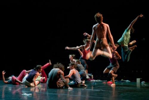 ee97433c09 Dança contemporânea - Wikidanca
