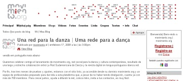 Blog do Movimento